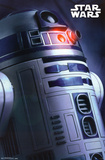 Star Wars - R2-D2 Profile Pôsters