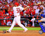 Matt Adams 3 Run Home Run Game 4 of the 2014 National League Division Series Photo