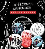 5 Seconds of Summer - Good Girls Badge Pack Badge