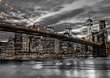 New York Poster af Frank Assaf