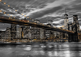 Nueva York Póster por Frank Assaf
