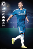 Chelsea - John Terry 14/15 Affiche