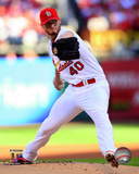 Shelby Miller Game 4 of the 2014 National League Division Series Action Photo