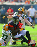 A.J. Hawk 2014 Action Photo
