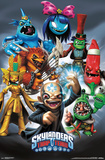 Skylanders - Trap Team Baddies Affiches