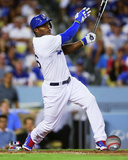 Yasiel Puig 2014 Action Photo