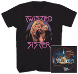 Twisted Sister - Glam Photo Tshirts
