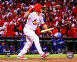 Kolten Wong Home Run Game 3 of the 2014 National League Division Series Photo