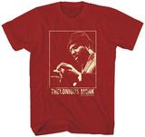 Thelonious Monk - Crimson Monk T-Shirt