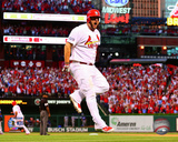 Matt Adams 3 Run Home Run Game 4 of the 2014 National League Division Series Photo