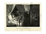 The Death of George Washington Giclee Print