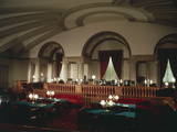 Old Supreme Court Chamber Photographic Print