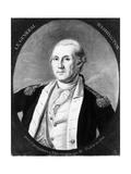 Painting of George Washington Giclee Print