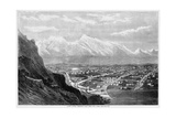 Union Pacific Railroad--Salt Lake City, Utah. Giclee Print
