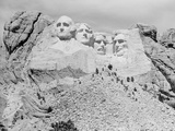 View of Mount Rushmore Photographic Print by Philip Gendreau
