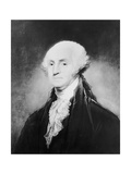 Bust=Style Painting of George Washington Giclee Print