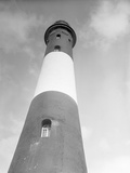 Skyward View of the Fire Island Lighthouse Photographic Print