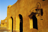 Mesilla Mercado Architecture Photographic Print by Richard Cummins