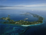 Bermuda from Air Photographic Print
