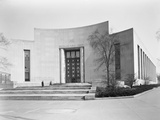 Brooklyn Public Library Photographic Print by Philip Gendreau