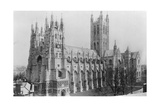 The Canterbury Cathedral Giclee Print
