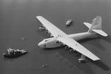 Howard Hughes' Spruce Goose Photographic Print