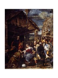 Adoration of the Magi, Ca. 1530 Giclee Print