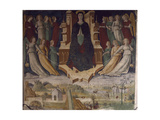 Assumption of Blessed Virgin Giclee Print
