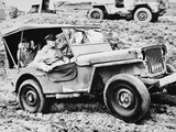 General Douglas Macarthur, Riding a Jeep in Leyte on His Return to the Philippines, October 1944 Photographic Print