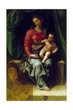 Madonna with Child Giclee Print