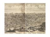 Egypt, Cairo, from Description of Africa by Olfert Dapper, 1686 Giclee Print