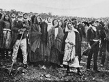Miracle of the Sun, Fatima, 13th October 1917 Photographic Print