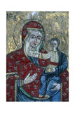 Madonna and Child, Preserved in National Museum of Art, Banffy Palace, Cluj-Napoca, Romania Giclee Print
