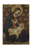 Madonna of Humility, 1420-1423 Giclee Print