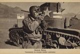 General Patton Photographic Print