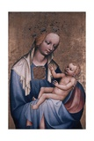 Madonna with Child, known as Our Lady of Roudnice, Circa 1390 Giclee Print
