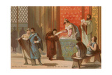 Louis VI of France, Called the Fat Giclee Print