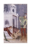 Beheading of John the Baptist Giclee Print