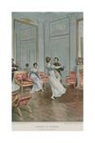Napoleon at Compiegne Giclee Print