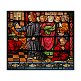 Window W6 Depicting Christ Preaching Giclee Print