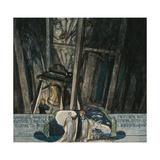 Austria, Vienna, Illustration of Dante Alighieri's Divine Comedy Giclee Print
