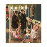 Front Cover of 'John Bull', November 1949 Giclee Print