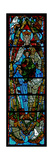 Window W0 Depicting the Virgin and Child Giclee Print