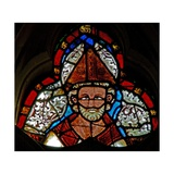 Window S-2 Depicting St Dunstan Giclee Print
