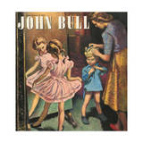Front Cover of 'John Bull', January 1948 Giclee Print