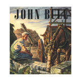 Front Cover of John Bull, August 1947 Giclee Print