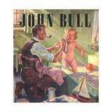 Front Cover of 'John Bull', July 1947 Giclee Print