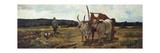 Italy, Florence, Maremma Toscana, Circa 1894 Giclee Print