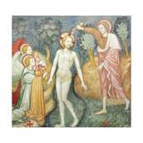 Baptism of Jesus Giclee Print