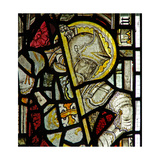 Window EW Depicting St George Giclee Print
